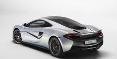 McLaren 570GT, nata per viaggiare