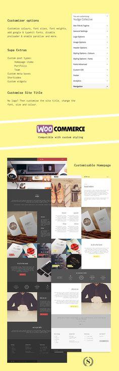 WordPress - Nudge - Creative/Agency WordPress Theme | ThemeForest
