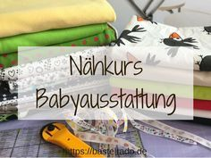 Kids Clothing DIY Challenge We sew a baby equipment. Every Sunday a sewing instruction including a sewing pattern appears here, also ideal for sewing beginners. Baby Set, Baby Baby, Baby Equipment, Baby Kind, Baby Sewing, Sew Baby, Sewing Projects For Beginners, Diy For Teens, Diy Fashion