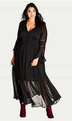 e199bfe1ff59 Plus Size Maxi Dress #plussize Plus Size Maxi Dresses, Plus Size Outfits,  Voodoo