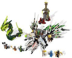 A Ninjago set released in 2012.