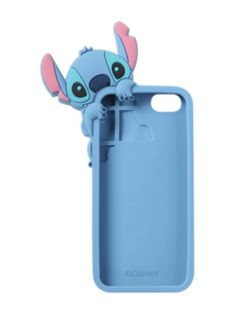 Disney Lilo & Stitch Stitch iPhone 5/5S Case Hot Topic