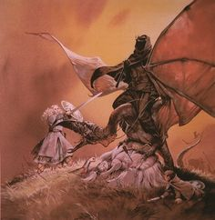 Eowyn Against the Witch King