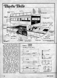 Houseboat plans 1