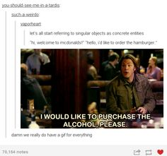 No really, Supernatural has a gif for everything