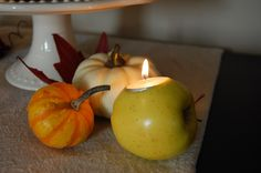 On the V Side: Natural Thanksgiving Table Inspiration