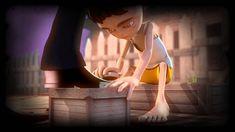 Curta metragem em 3D - O brilho #107