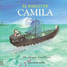 Me gusta mucho esta historia por varios motivos especiales: el primero es que me ha llevado a la infancia cuando, igual que Camila, la cama se llenaba de muñecos bien colocaditos y tapaditos, para …