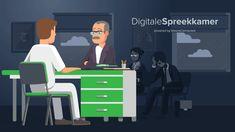 De Digitale Spreekkamer is eenvoudige cloudtechnologie voor video consults, waardoor de communicatie tussen zorgverlener en patient (op afstand) makkelijker en meer en beter rondom de patient kan worden georganiseerd. Het is een directe en veilige video v…