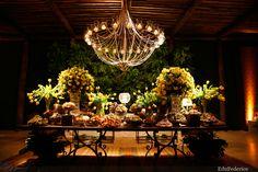 Decorações de casamentos luxuosas e sofisticadas