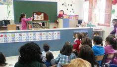 Kamishibai Día del Libro en Busquístar, Granada
