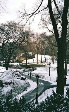 West Side, Central Park