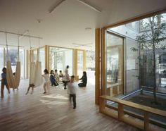 Architecture Directory » Blog Archive » School Building Architecture by Takeshi Hosaka in Yokohama-Japan