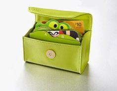 Lime Card Cubby