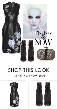 """""""The here &now"""" by zabead ❤ liked on Polyvore featuring Alexander McQueen, Narciso Rodriguez, Chloé and Bottega Veneta"""