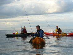 Kayak Fishing At Sandsend Sea Angling, Kayak Fishing, Kayaking, Kayaks