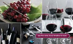 wine tasting party: see the wine, food, timeline & more