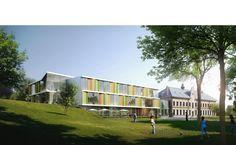 Ameller, Dubois et Associés - Architecture - Corbeny - Retirement home