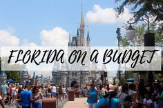Kirstiekins Blogs: FLORIDA ON A BUDGET Places To Travel, Times Square, Budgeting, Dolores Park, Florida, Street View, Posts, Messages, Destinations