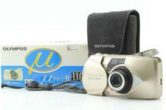 35mm Film, Film Camera, Olympus, Mint, Japan, Best Deals, Ebay, Japanese, Peppermint