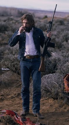 Dennis Hopper, Taos, New Mexico, 1970  Lawrence Schiller