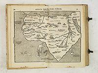 Old map by BÜNTING - Itinerarium Sacrae Scripturae, das ist, eine Reisebuch über die gantze Heilige Schrifft in zwey Bücher getheilt, de monetis et mensuris sacrae scripturae.