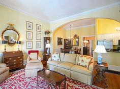52 South Battery, Unit B has been reduced in price! A wonderful opportunity to live on Charleston's Battery! Call Ginger Scully at 843-513-5525 for more information #loislaneproperties #forrent #charlestonrealestate #southofbroad
