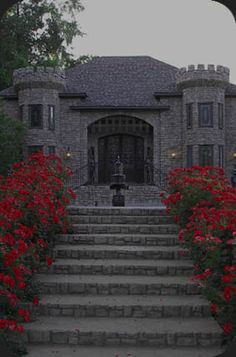 The front view of the Sterling Castle, Alabama's most unique wedding location  Have the most creative wedding ideas brought to life at our wedding and event venue location. Birmingham' new place to get married