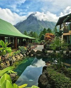 Arenal Observatory Lodge & Spa, Costa Rica.