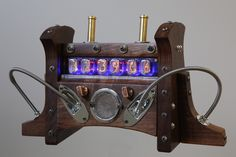 Nixie Tube Clock Kits