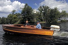 Trent Severn Antique & Classic Boat Association fosters an appreciation of historical vessels. Classic Boat, Classic Wooden Boats, Old Boats, David, Cars, Antiques, Projects, Antiquities, Log Projects