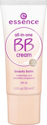 Beauty Balm all-in-one BB cream natural 02