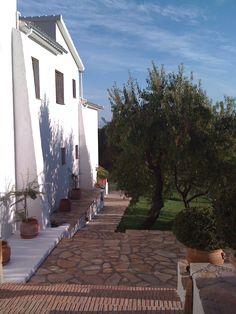 Casa rural Cortijo La Fe en Montefrío, Andalucía