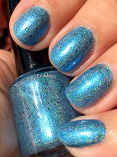 Lilypad Lacquer Baby Got The Blues (Jessica stepper usa may 16)