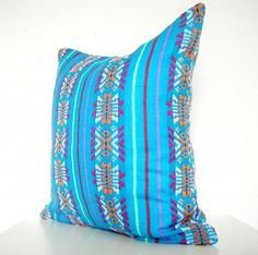 Geometric Decorative Pillow Tribal Aztec African by CityGirlsDecor, $50.00