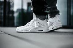 http://SneakersCartel.com The Air Jordan 4 Pure Money Is Less Than One Week Away #sneakers #shoes #kicks #jordan #lebron #nba #nike #adidas #reebok #airjordan #sneakerhead #fashion #sneakerscartel