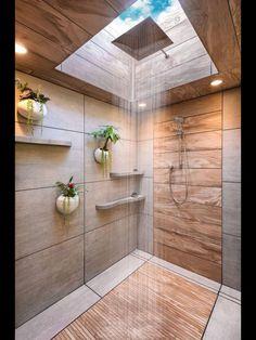 Master's shower