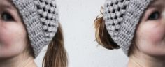 Crochet Beanie Ideas free crochet pattern puff stitch bun hat - Bun hats are amazingly popular right now. Here you can find a free pattern of the puff stitch bun hat. Crochet Beanie, Knit Or Crochet, Free Crochet, Crochet Hats, Chunky Crochet, Chunky Yarn, Crochet Winter, Beanie Pattern, Ganchillo