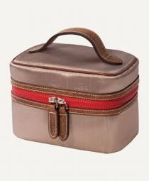 Medium Couture Train Case - The Bordeaux ---Available at Carter's Furniture Midland, Texas   432-682-2843