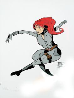 Viúva Negra - Marvel Cosmis