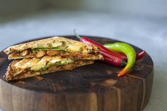 The Fiesta Jaffle is a fiery piece of work. Are you brave enough to take one on?