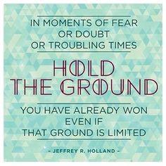 —Jeffery R. Holland (one of my favorite talks, ever)