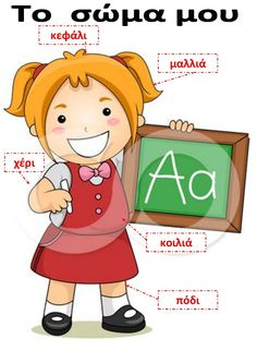 visual teaching aids for kindie Teaching Aids, Language, School, Blog, Fictional Characters, Greece, Greece Country, Teaching Tools, Schools