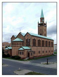 Berlin, St. Matthäus-Kirche, Friedrich August Stüler
