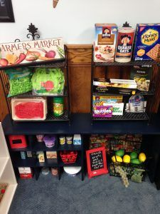 How to make a pretend and play supermarket | FromDIY