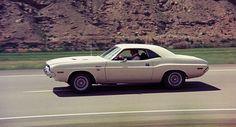Dodge Challenger (Vanishing Point)