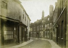 What About Paris?: King's Lynn, Norfolk, East Anglia.