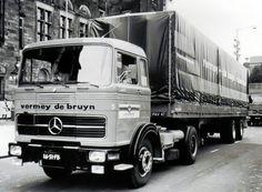 Mercedes Benz 16-51-FB Vermey de Bruyn Rotterdam .