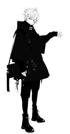 hrtii on- - Character Concept, Character Art, Estilo Anime, Anime Oc, Cute Anime Boy, Manga Boy, Boy Art, Character Design References, Anime Outfits