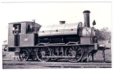 05103 McClean 0-4-2ST Beyer Peacock 28-1856 Cannock Chase Colliery Co